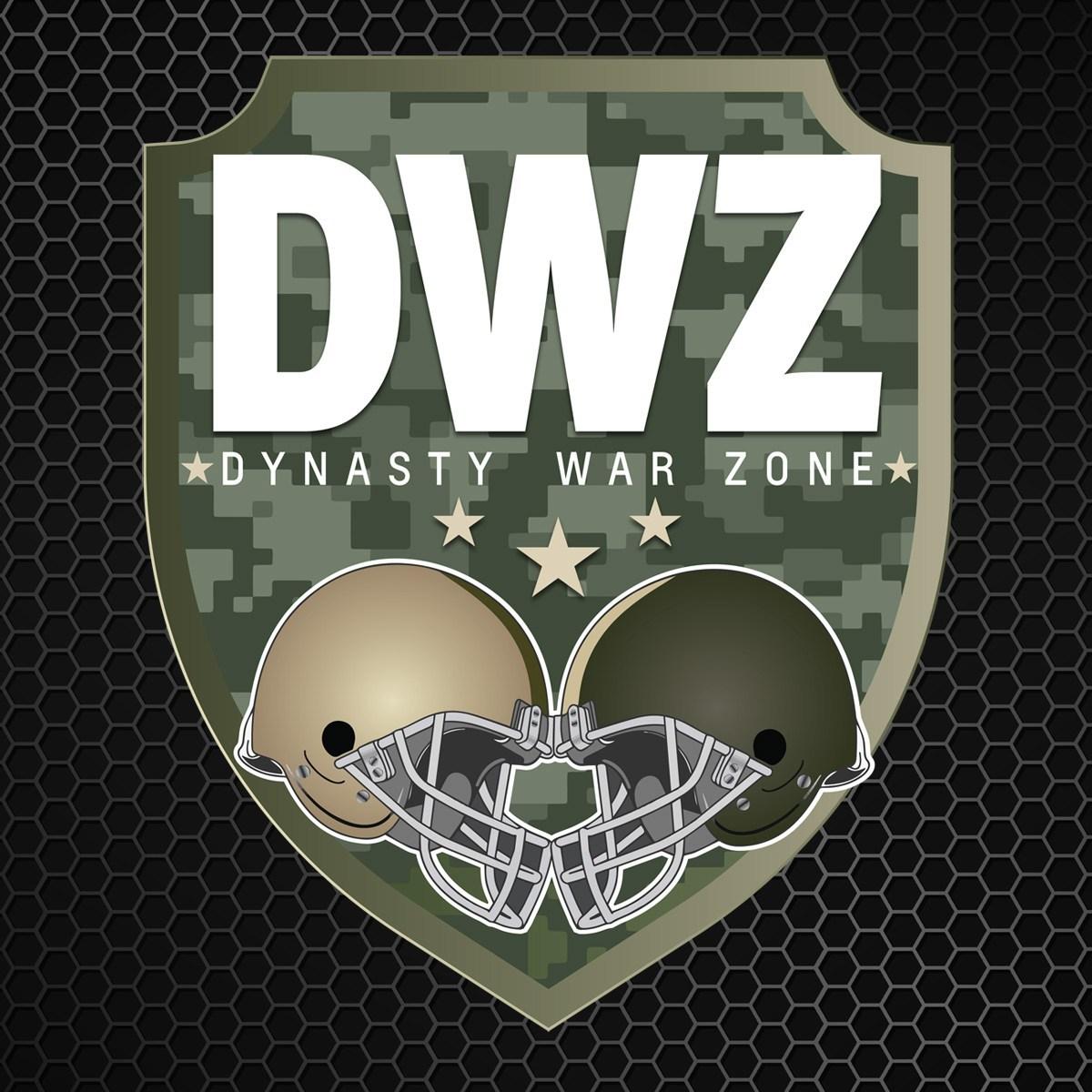 Dynasty War Zone podcast logo