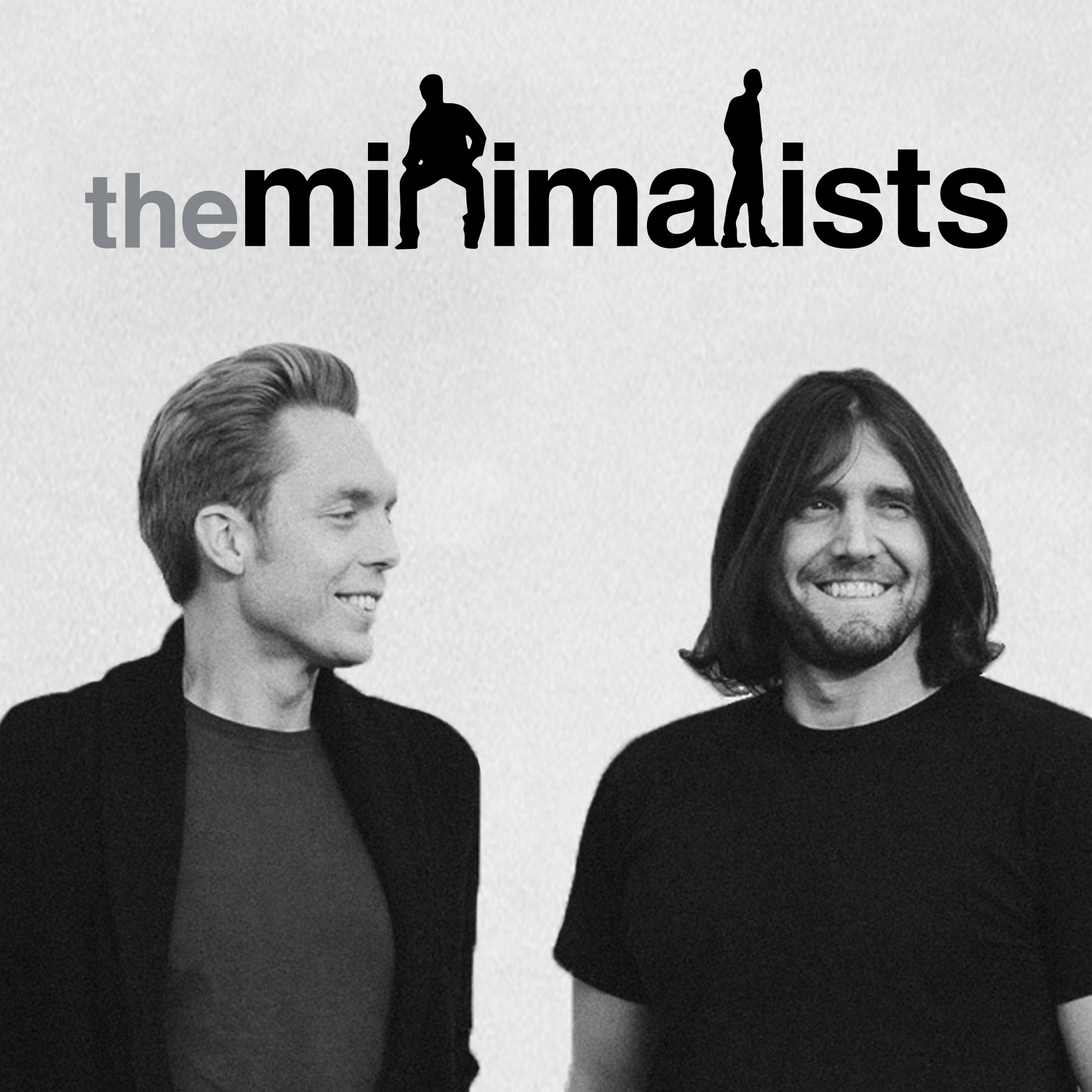 Minimalists podcasts, The Minimalist podcast logo
