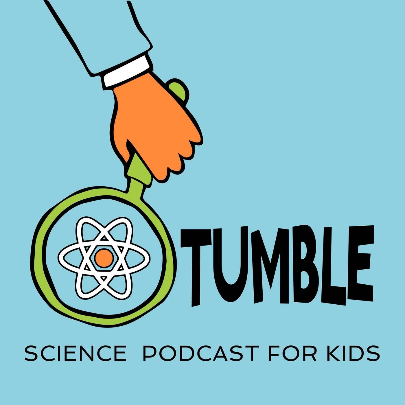 Tumble podcast logo