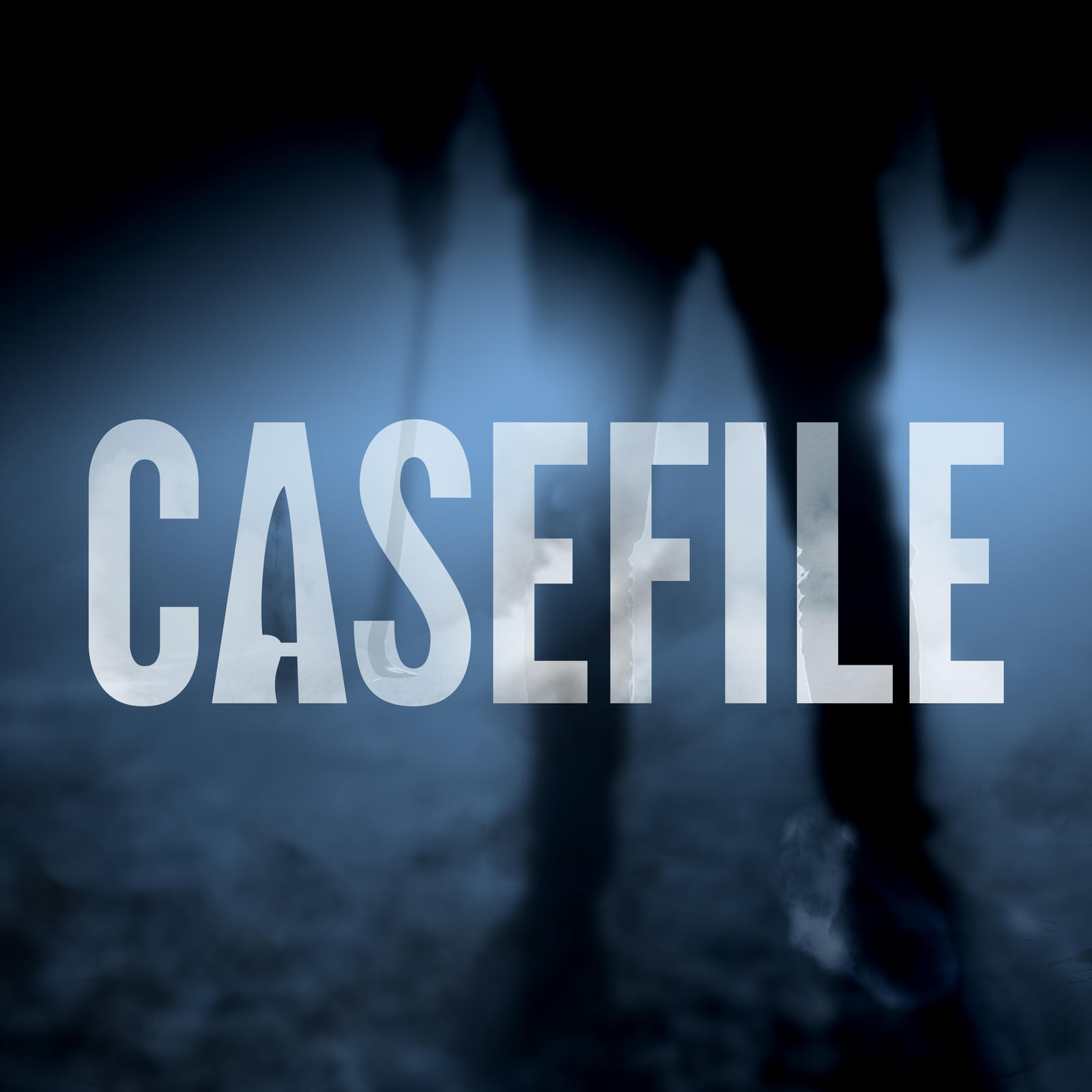 True crime podcasts, Casefile podcast logo
