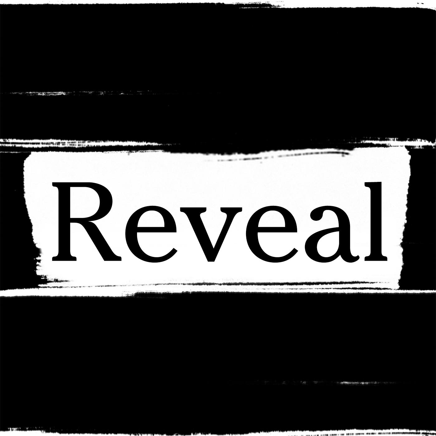 Reveal podcast logo