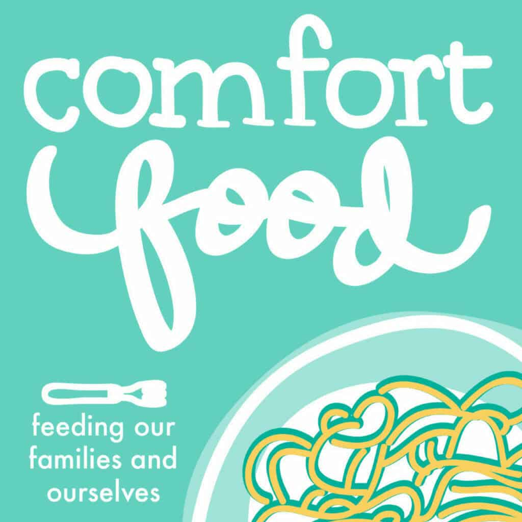 Comfort Food podcast logo