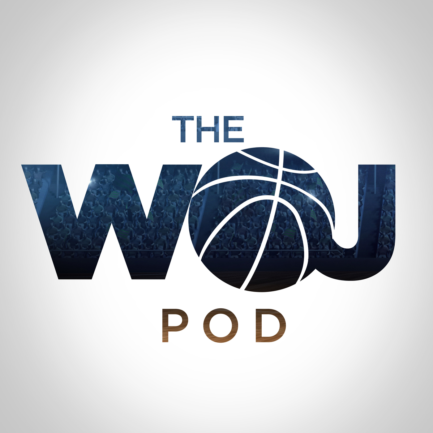 The Woj Pod logo