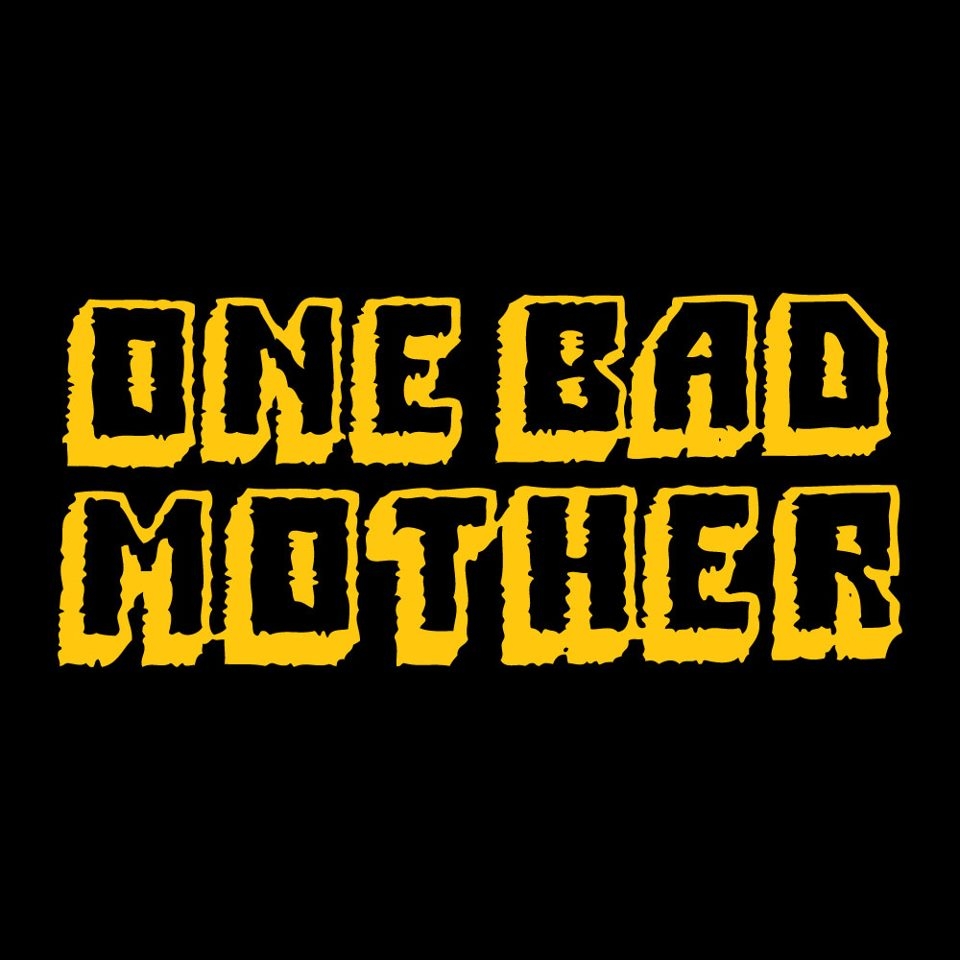 One bad mother podcast logo