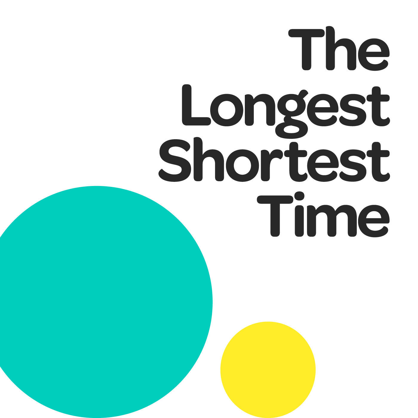 The Longest Shortest Time podcast logo