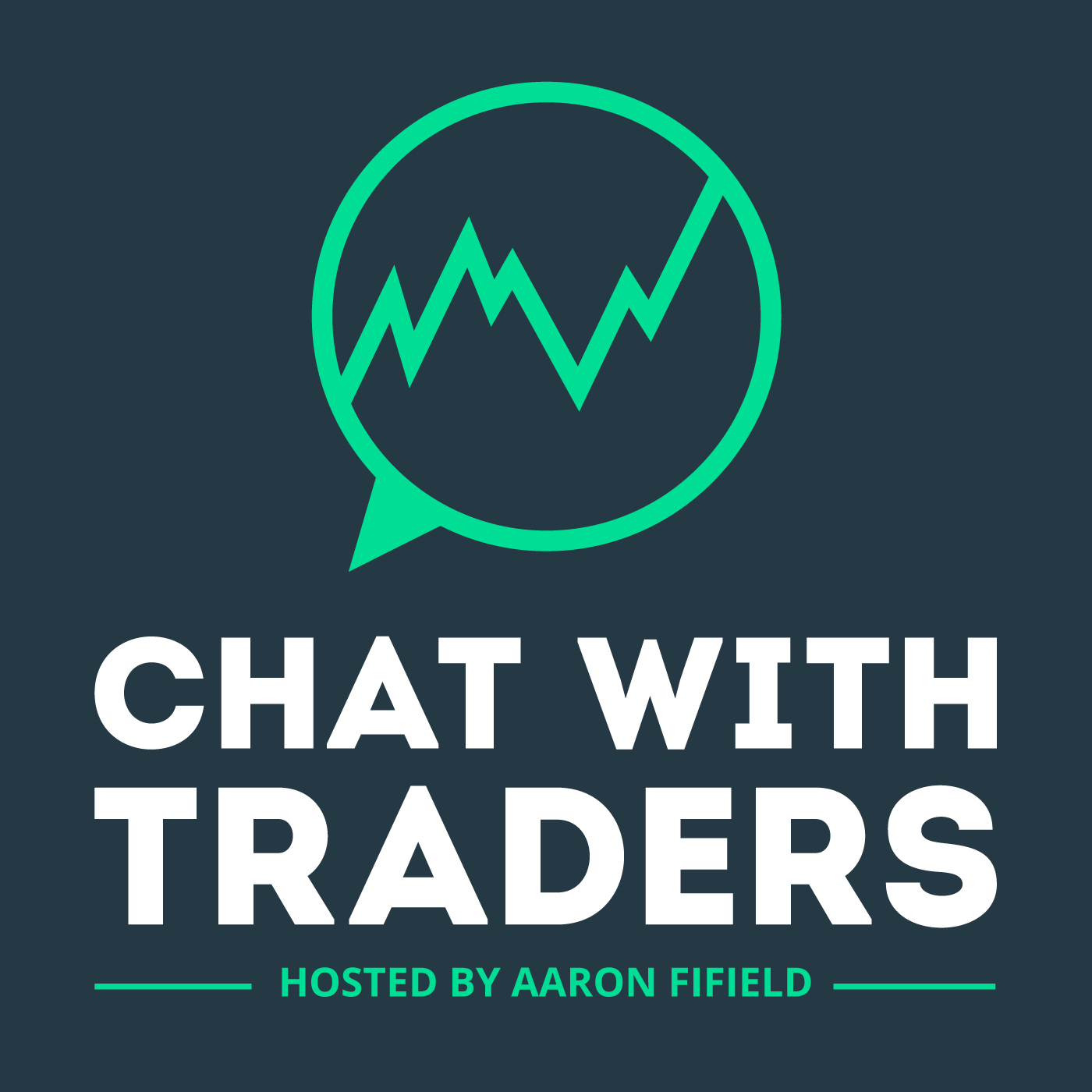 Chat with Traders podcast logo
