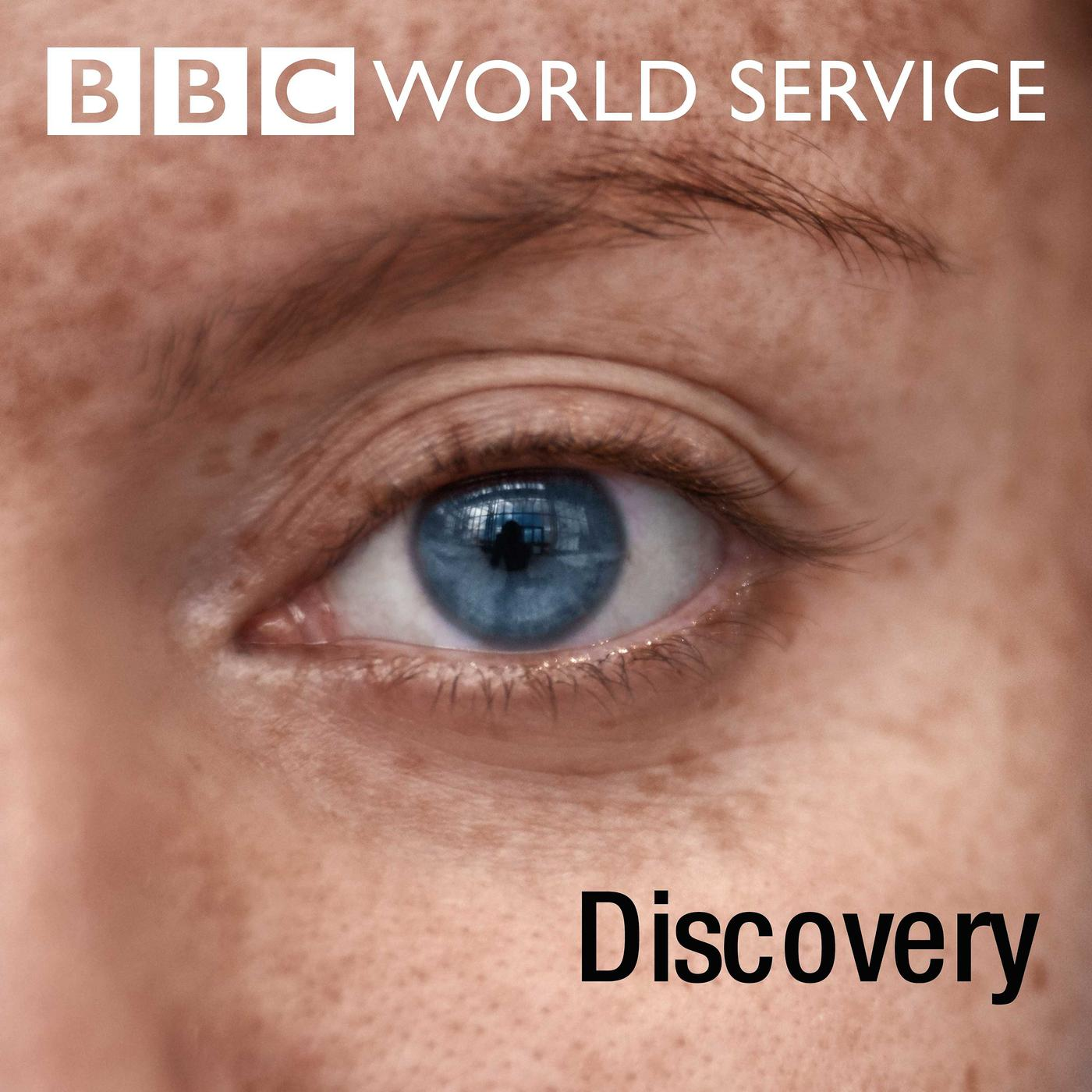 Discovery by BBC podcast logo