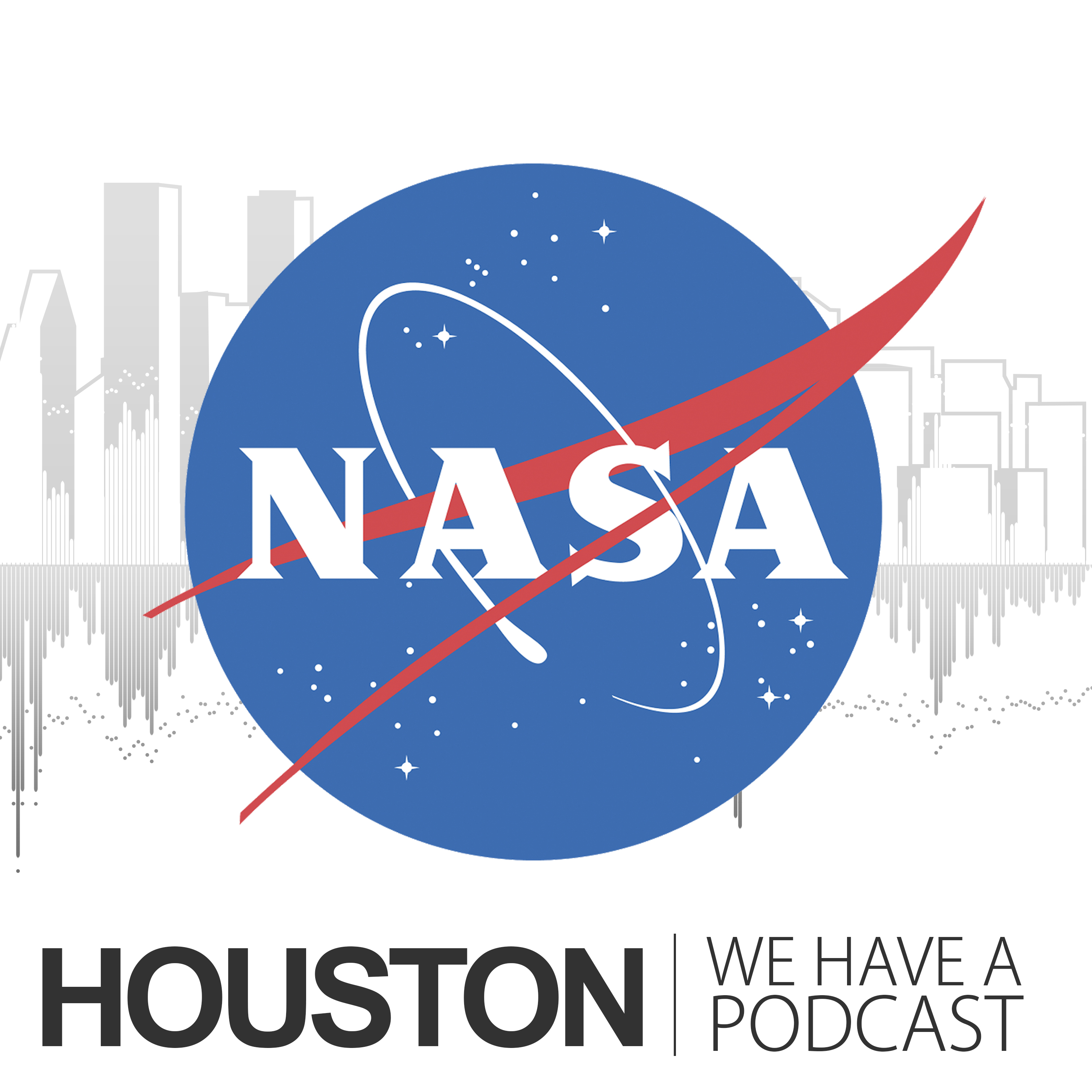 Houston We Have a Podcast logo