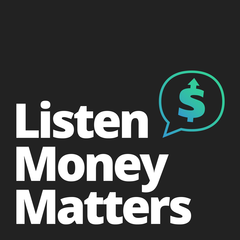 Listen Money Matters podcast logo