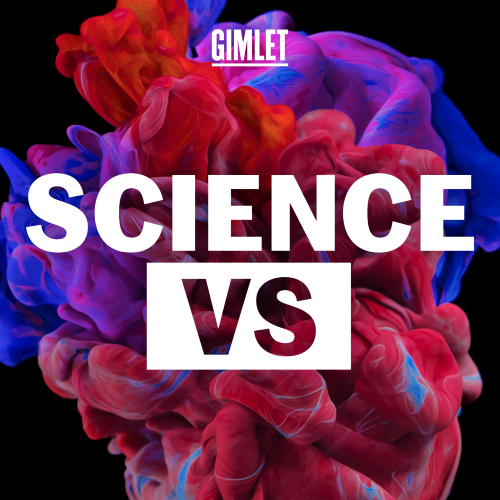 Science VS podcast logo