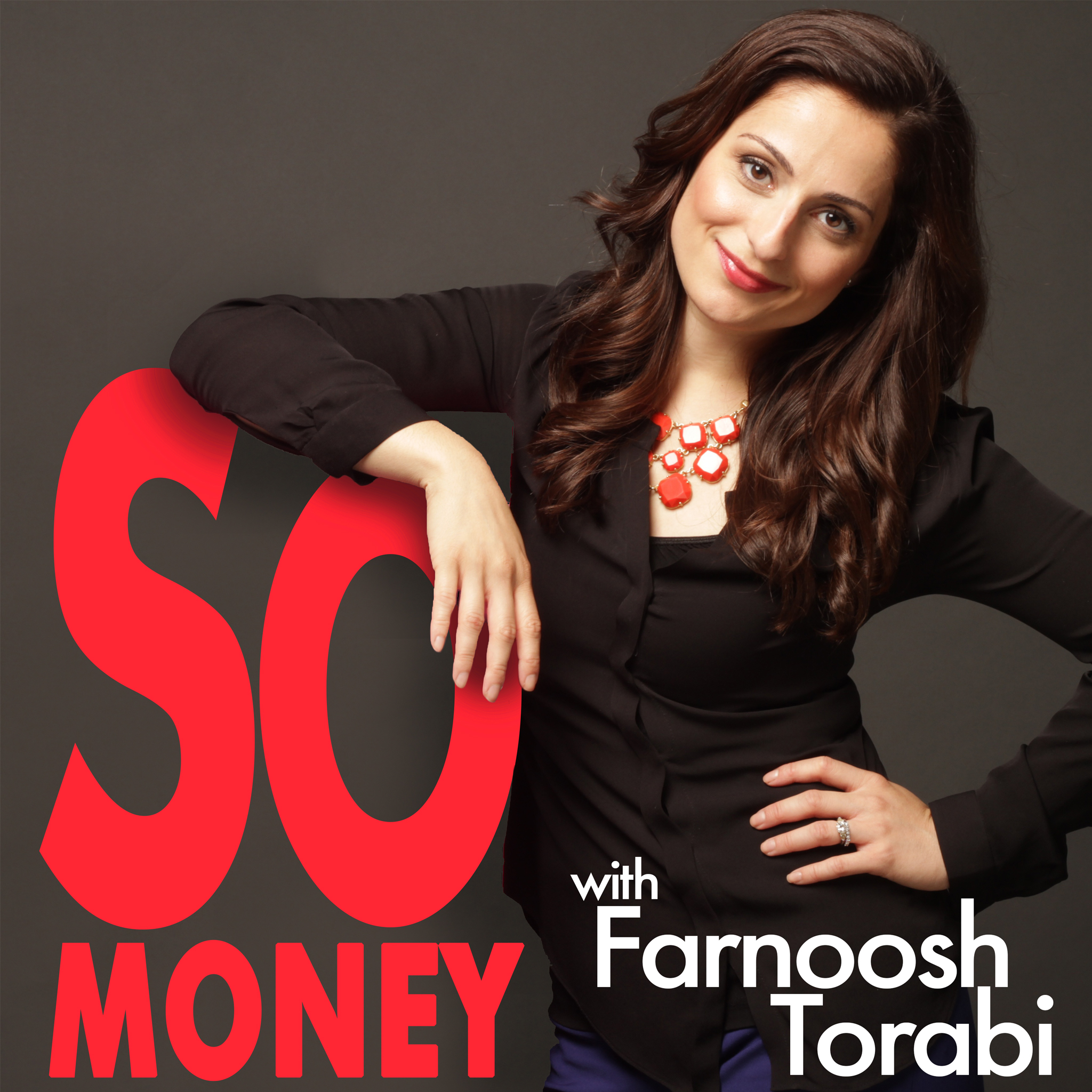 So Money by Farnoosh Torabi podcast logo