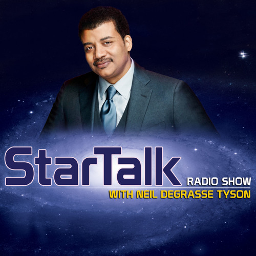 StarTalk podcast logo
