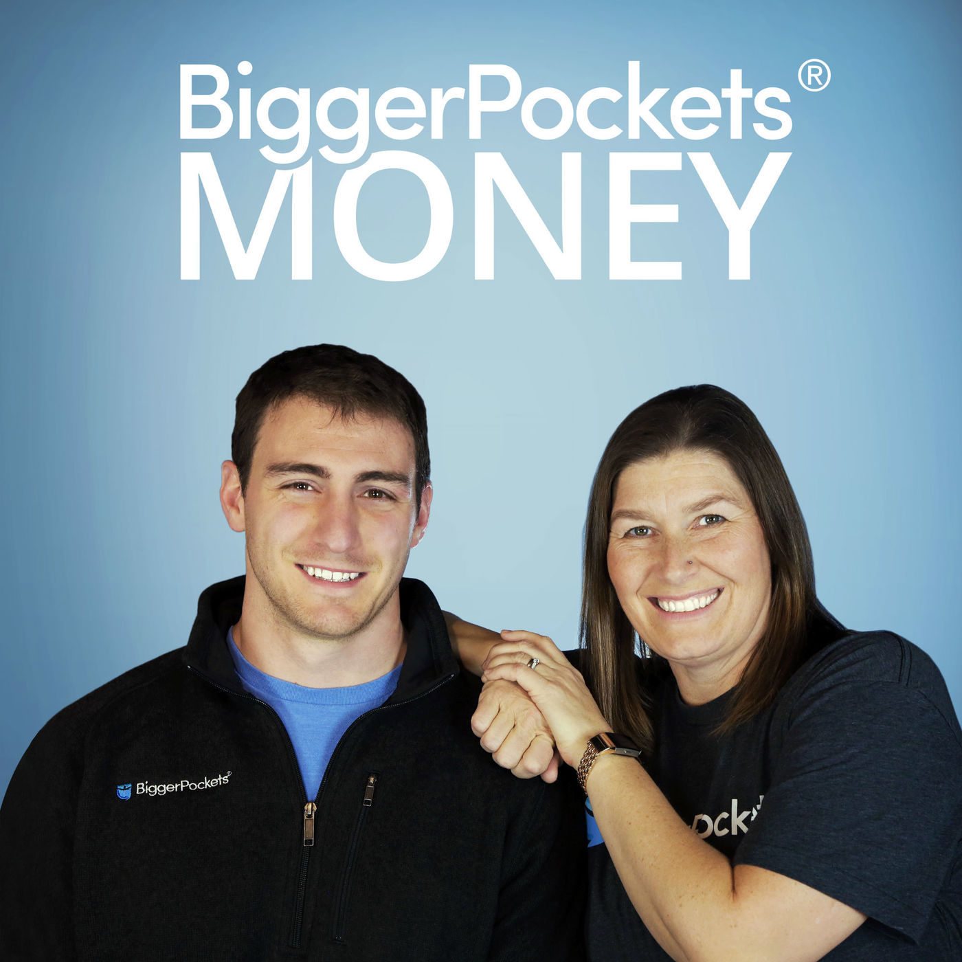 the BiggerPockets money podcast logo