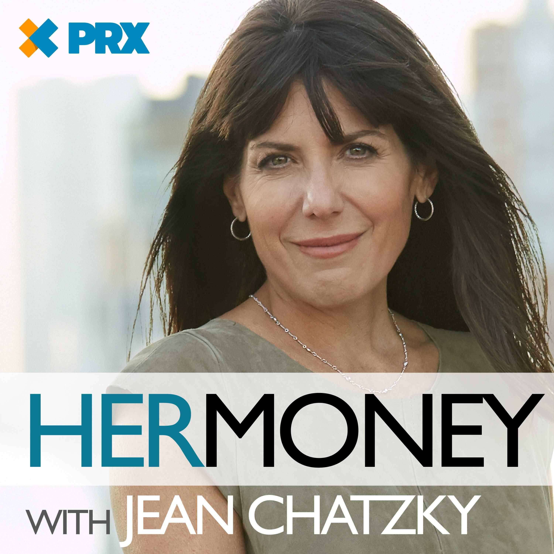 HerMoney with Jean Chatzky podcast logo
