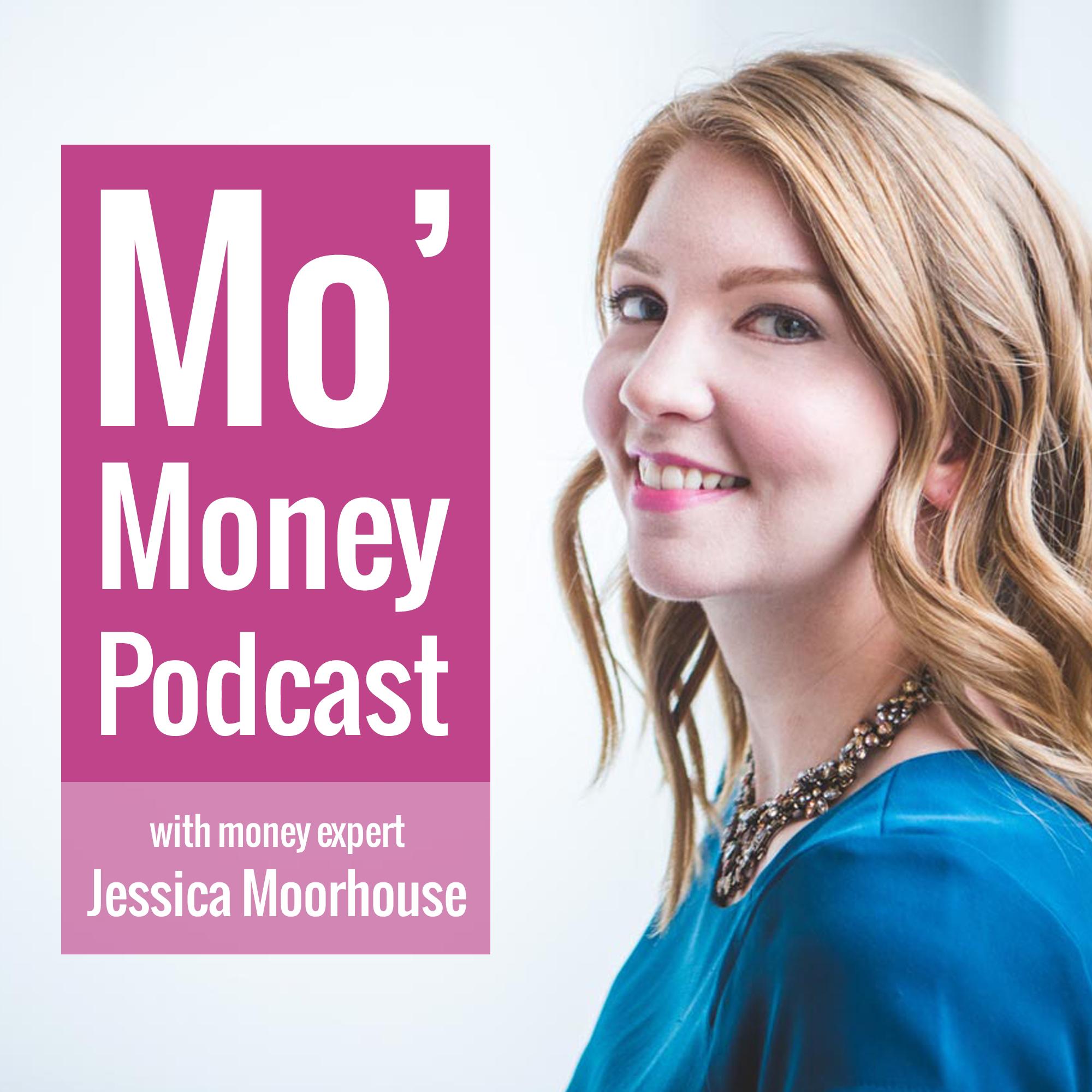 Mo' Money podcast logo