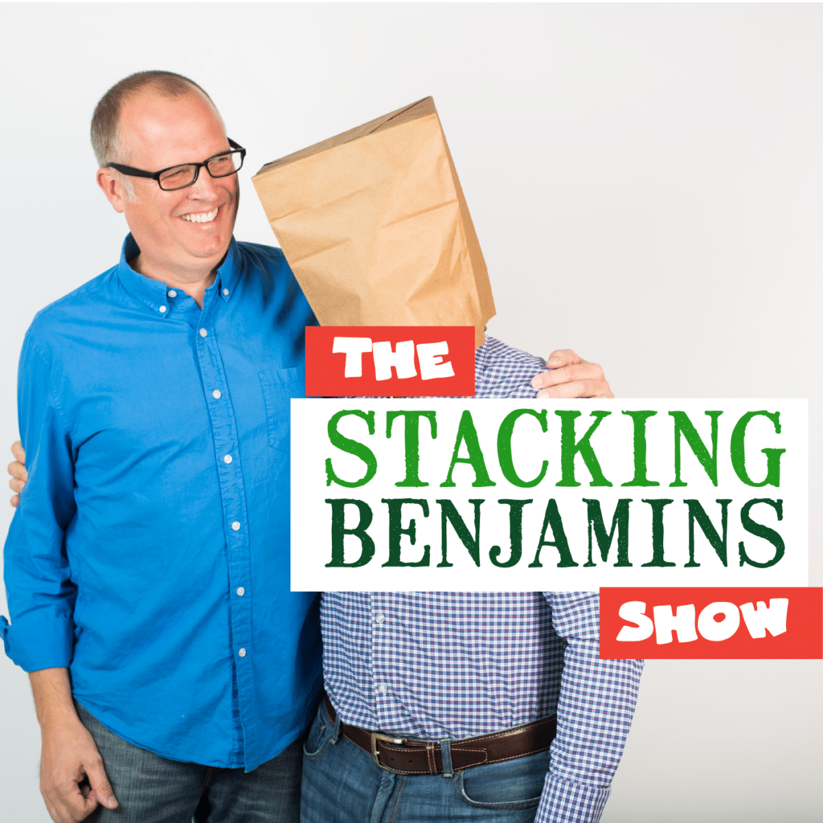 The Stacking Benjamins Show podcast logo
