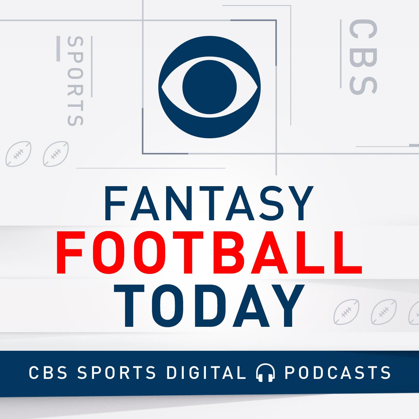 CBS Fantasy Football Today podcast logo