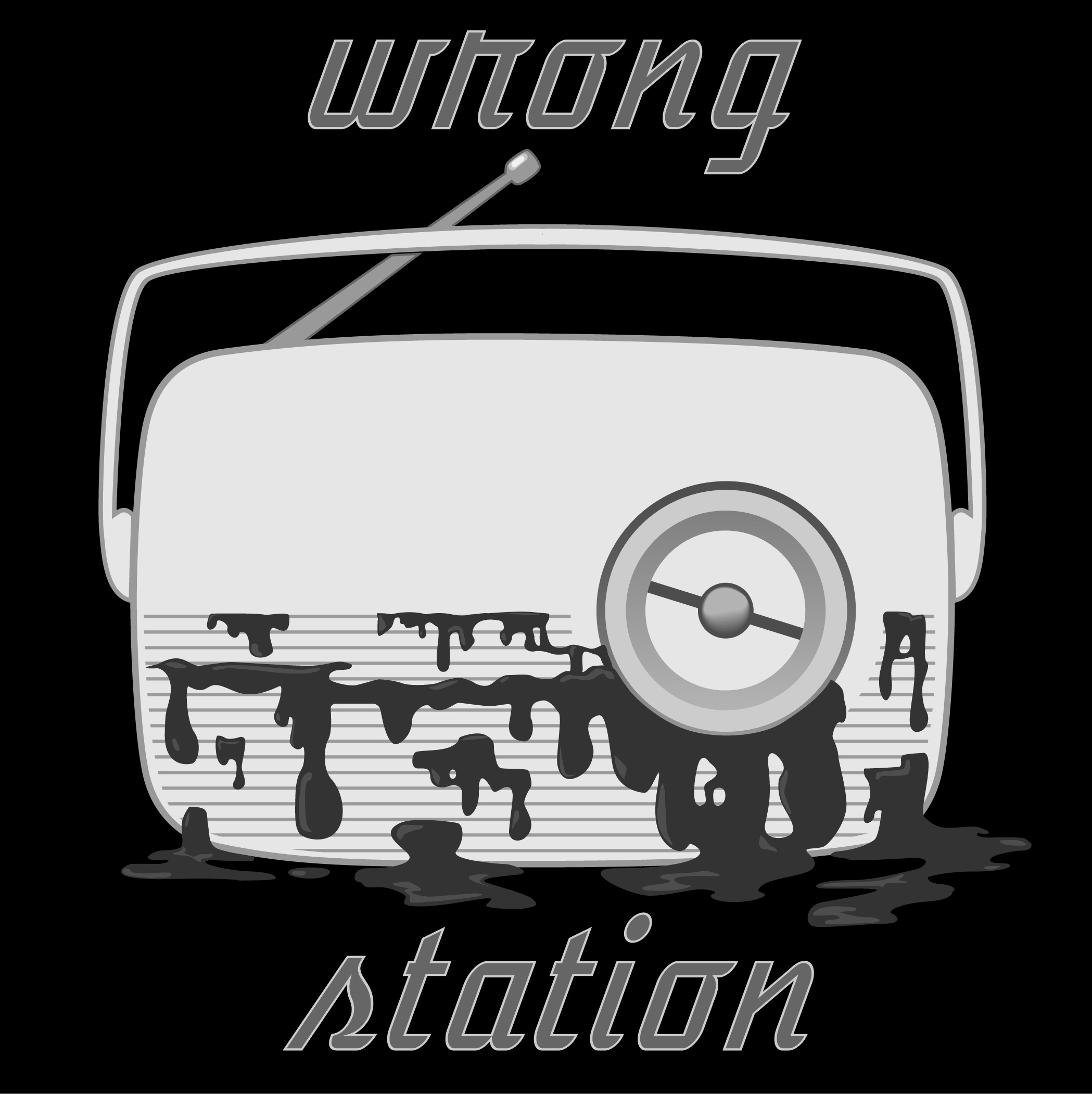 The Wrong Station podcast logo