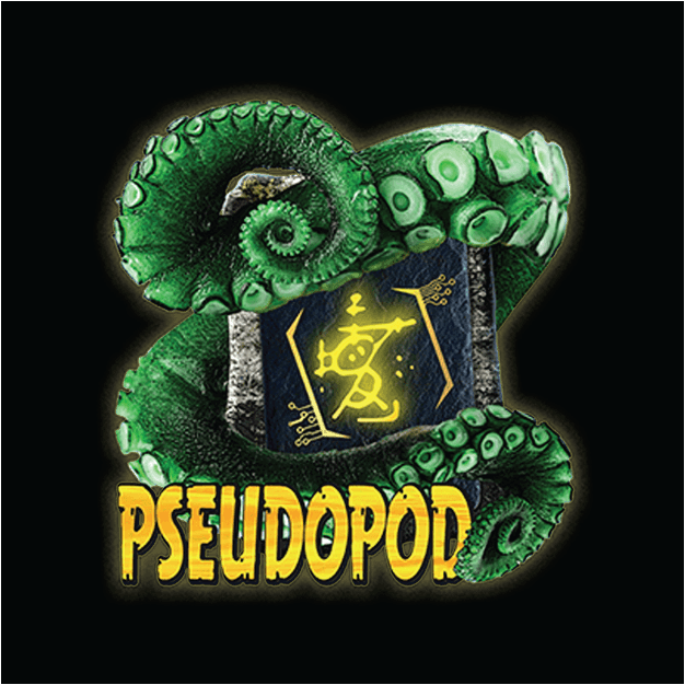 PseudoPod podcast logo