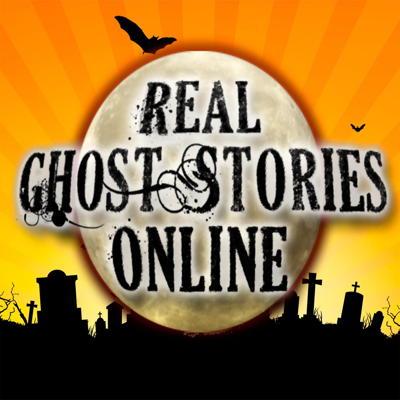 Real Ghost Stories Online Podcast logo
