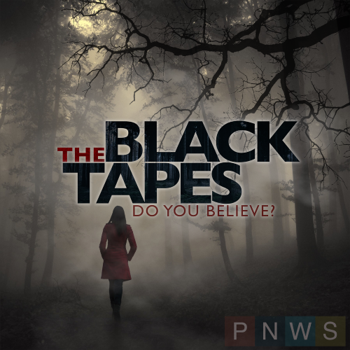 The Black Tapes podcast logo