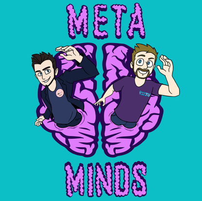 Meta Minds podcast logo