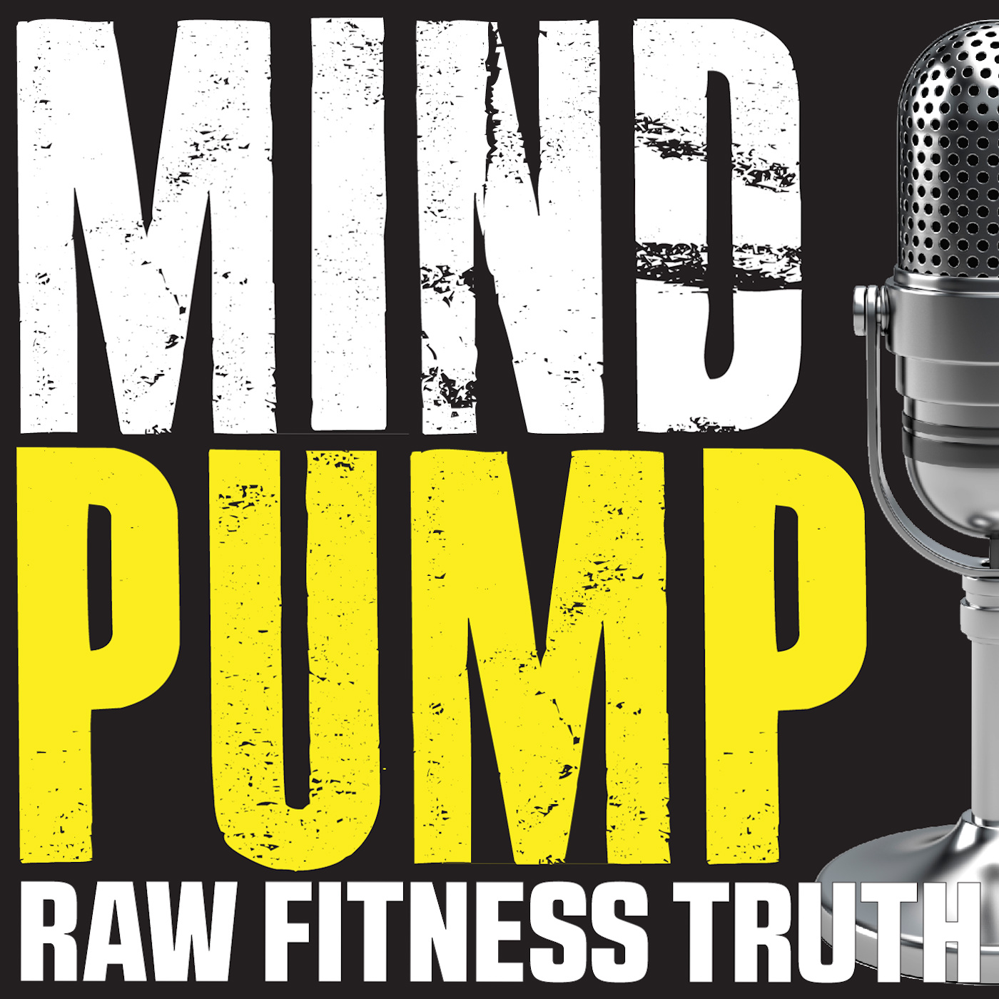 Mind Pump: Raw Fitness Truth podcast logo