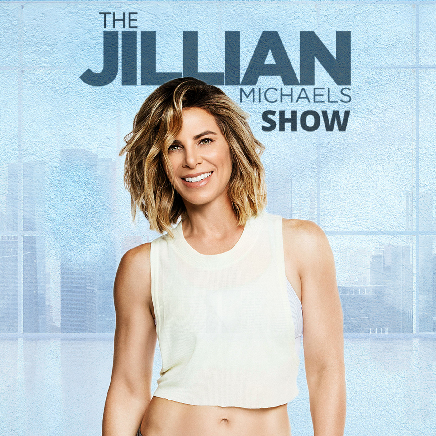 The Jillian Michaels Show fitness podcasts logo