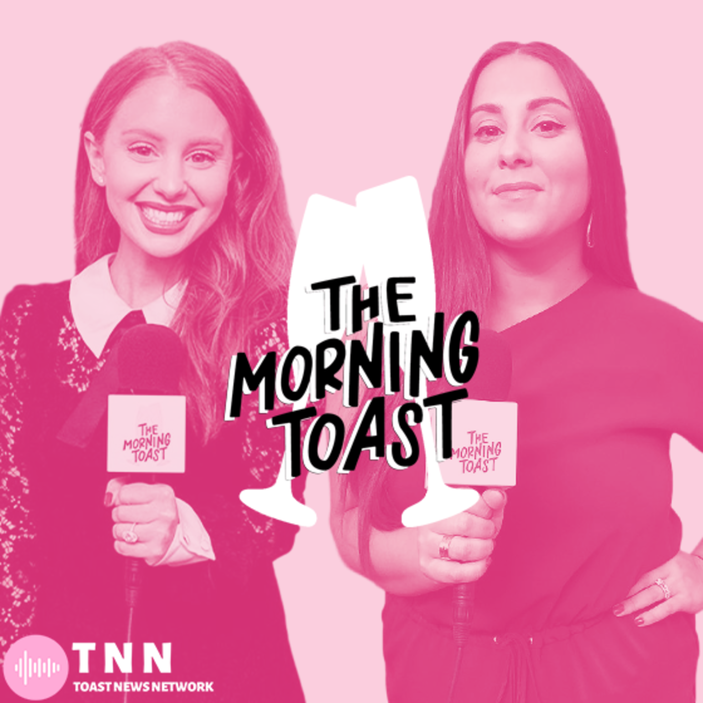 The Morning Toast podcast logo