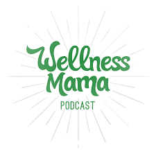 The Wellness Mama podcast logo