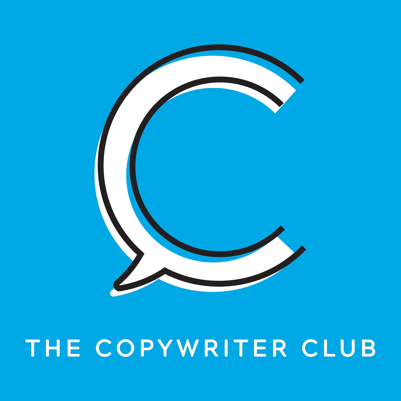 The Copywriter Club podcast logo