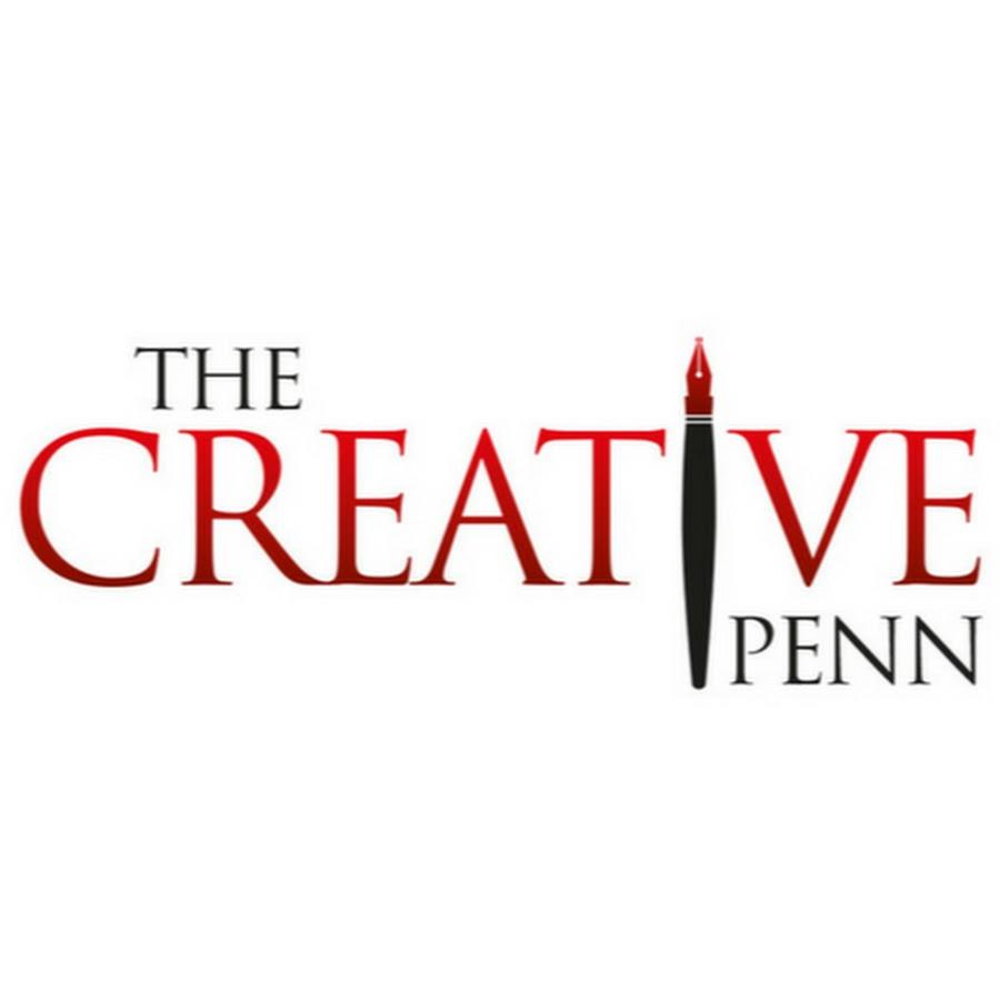 The creative penn podcast logo