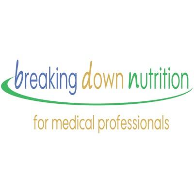 Breaking Down Nutrition logo