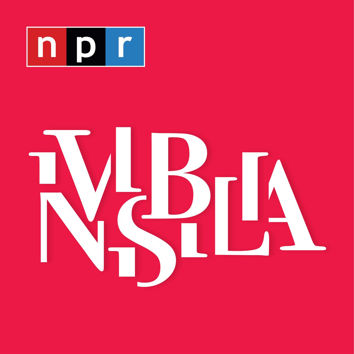 Invisibilia podcast logo