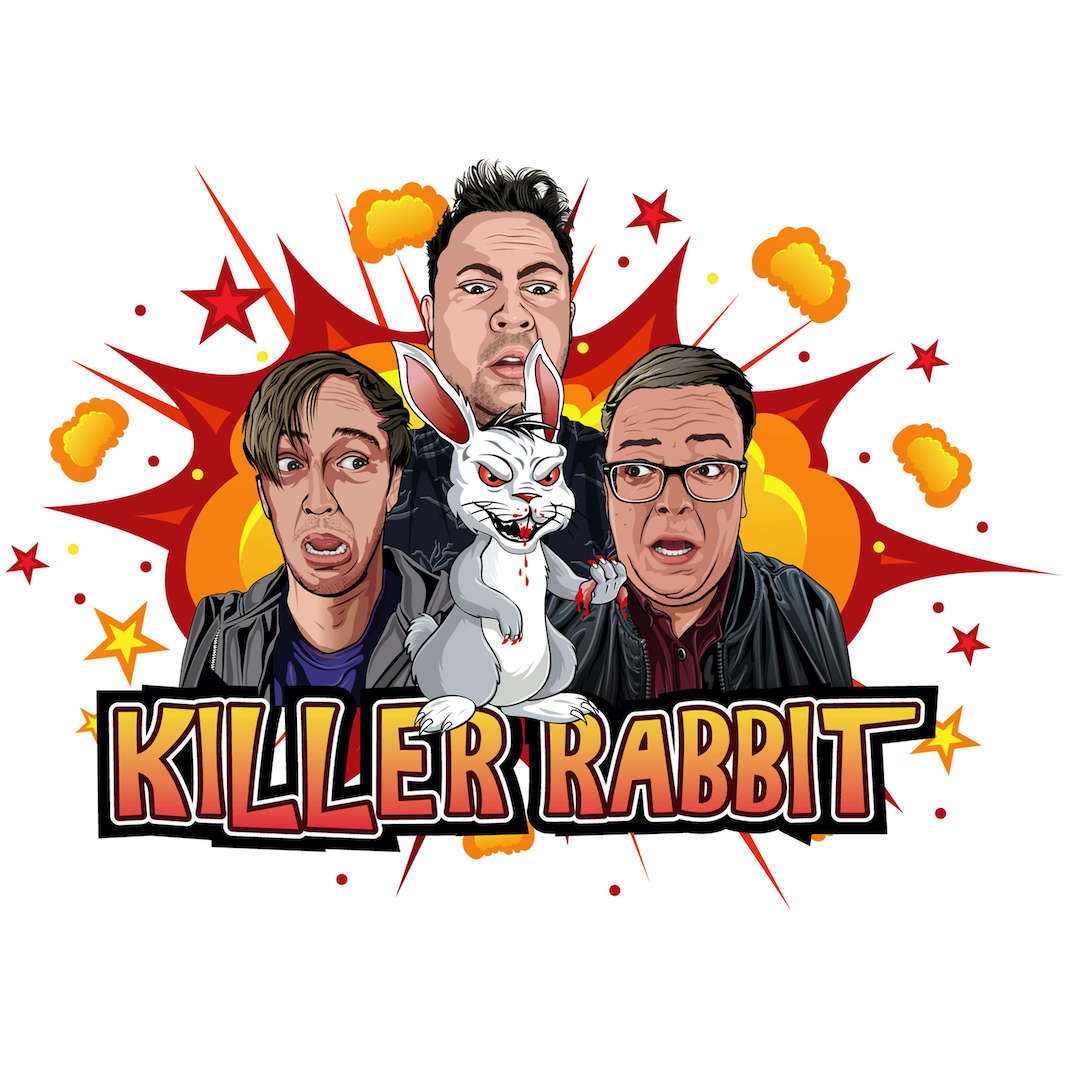 Killer Rabbit podcast logo