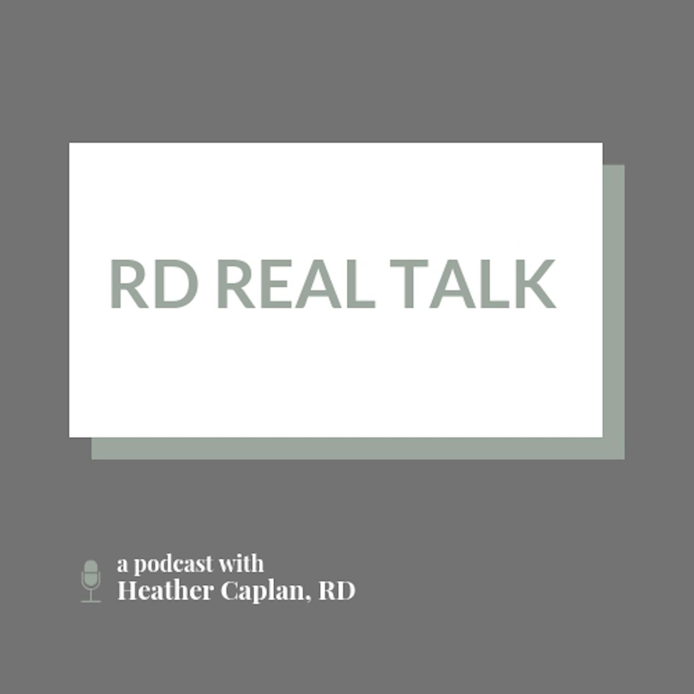 RD Real Talk logo