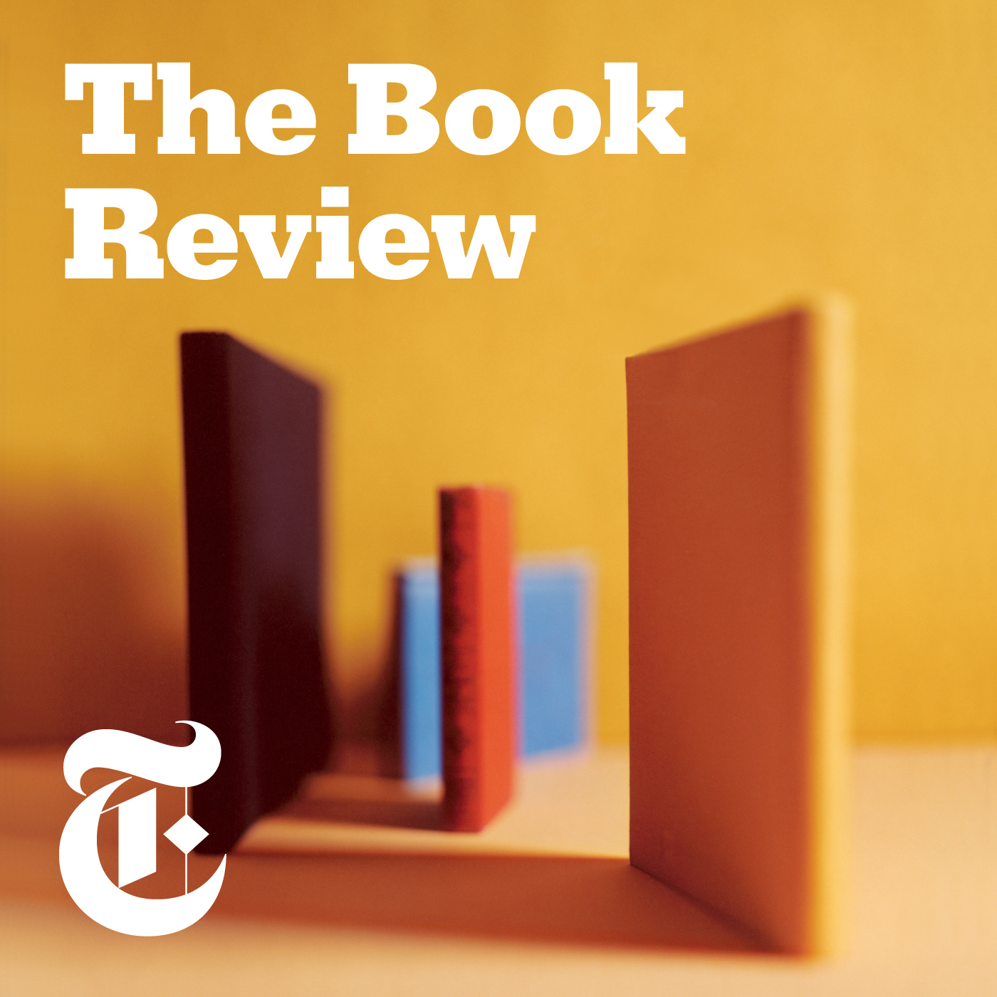 The Book Review by The New York Times podcast logo