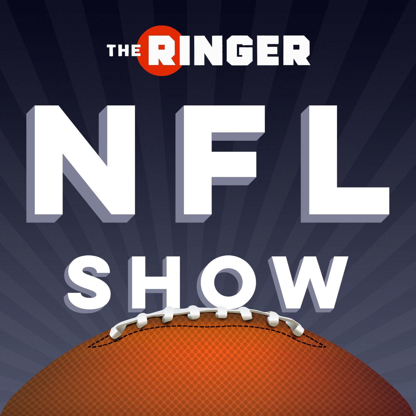 The Ringer NFL Show podcast logo
