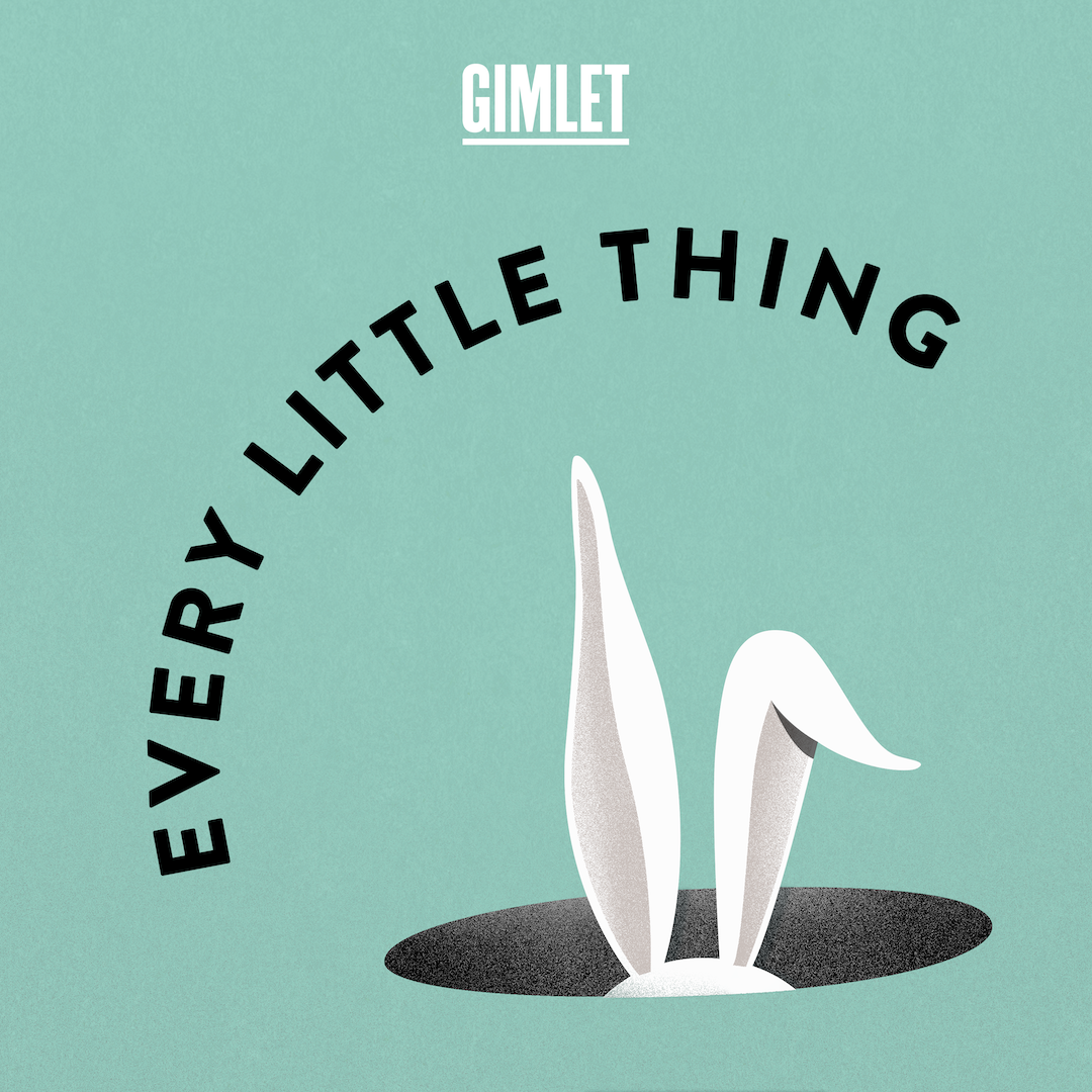 Every little thing podcast logo