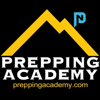 Prepping academy podcast logo