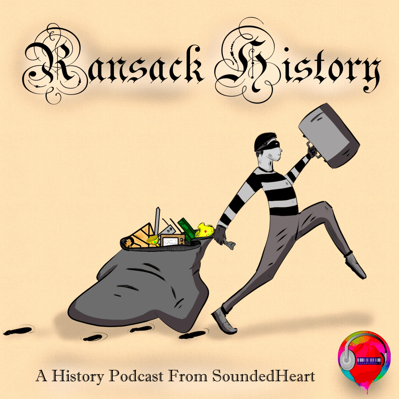 Ransack history podcast logo