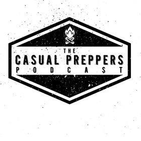The Casual Preppers survival podcasts logo