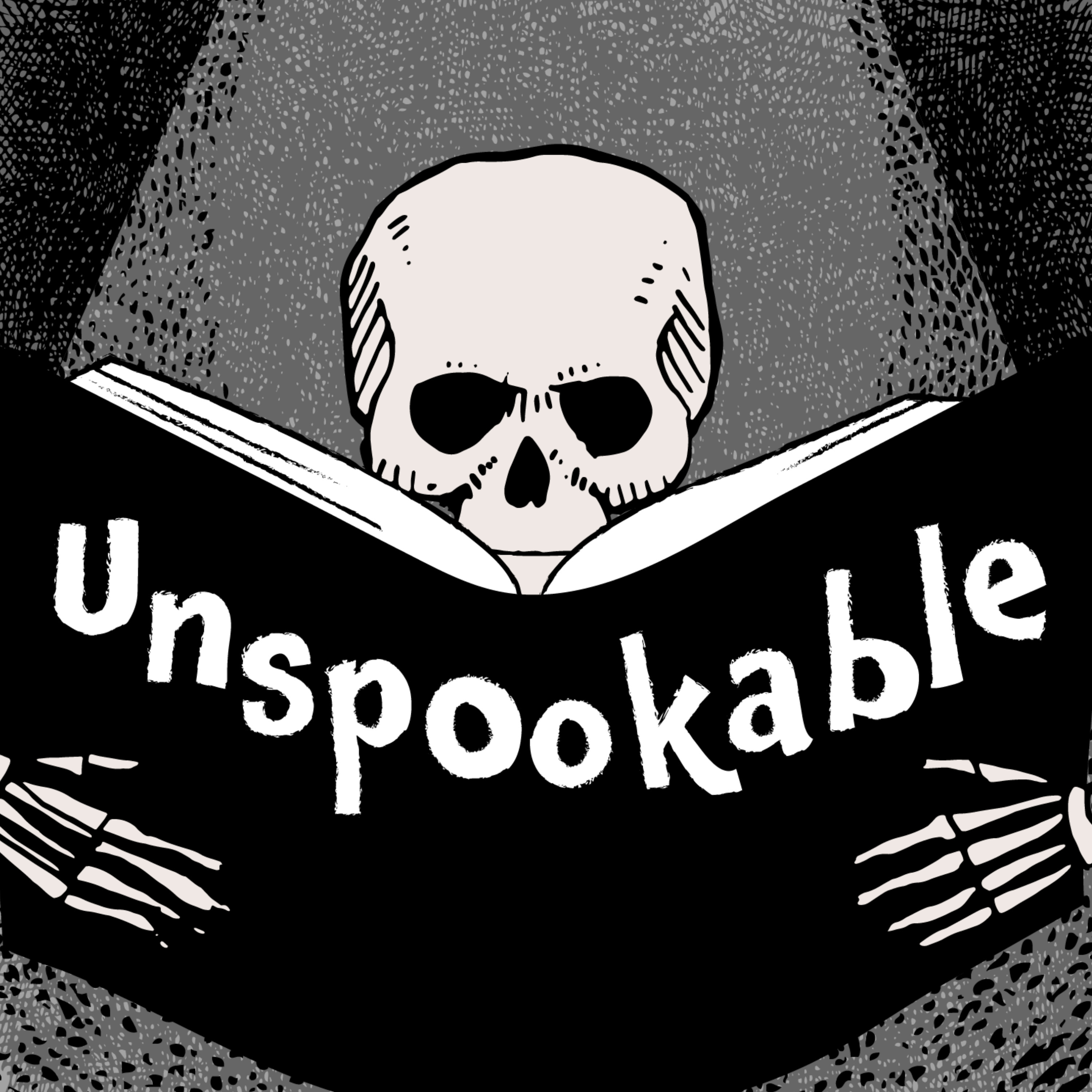 unspookable podcast logo