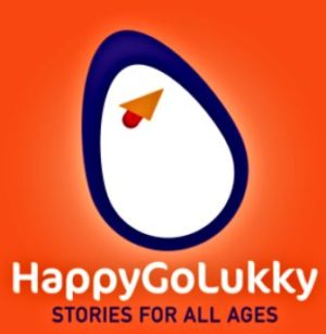 HappyGoLukky podcast logo