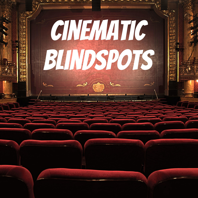 Cinematic Blindspots podcast logo