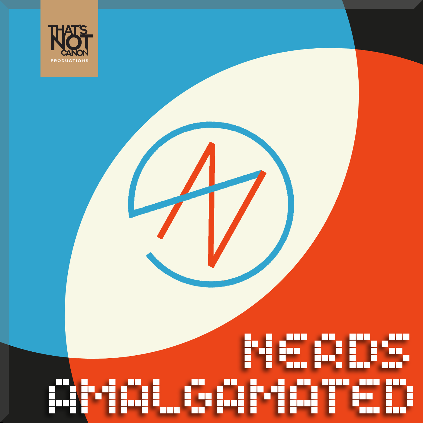 Nerds Amalgamated podcast logo