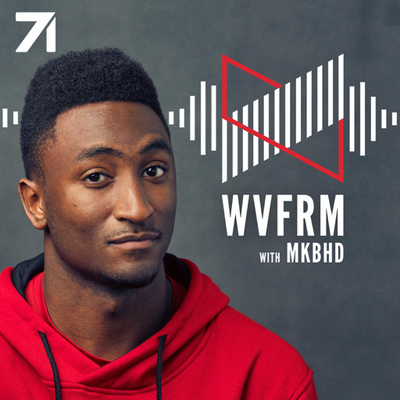 Waveform: The MKBHD Podcast logo