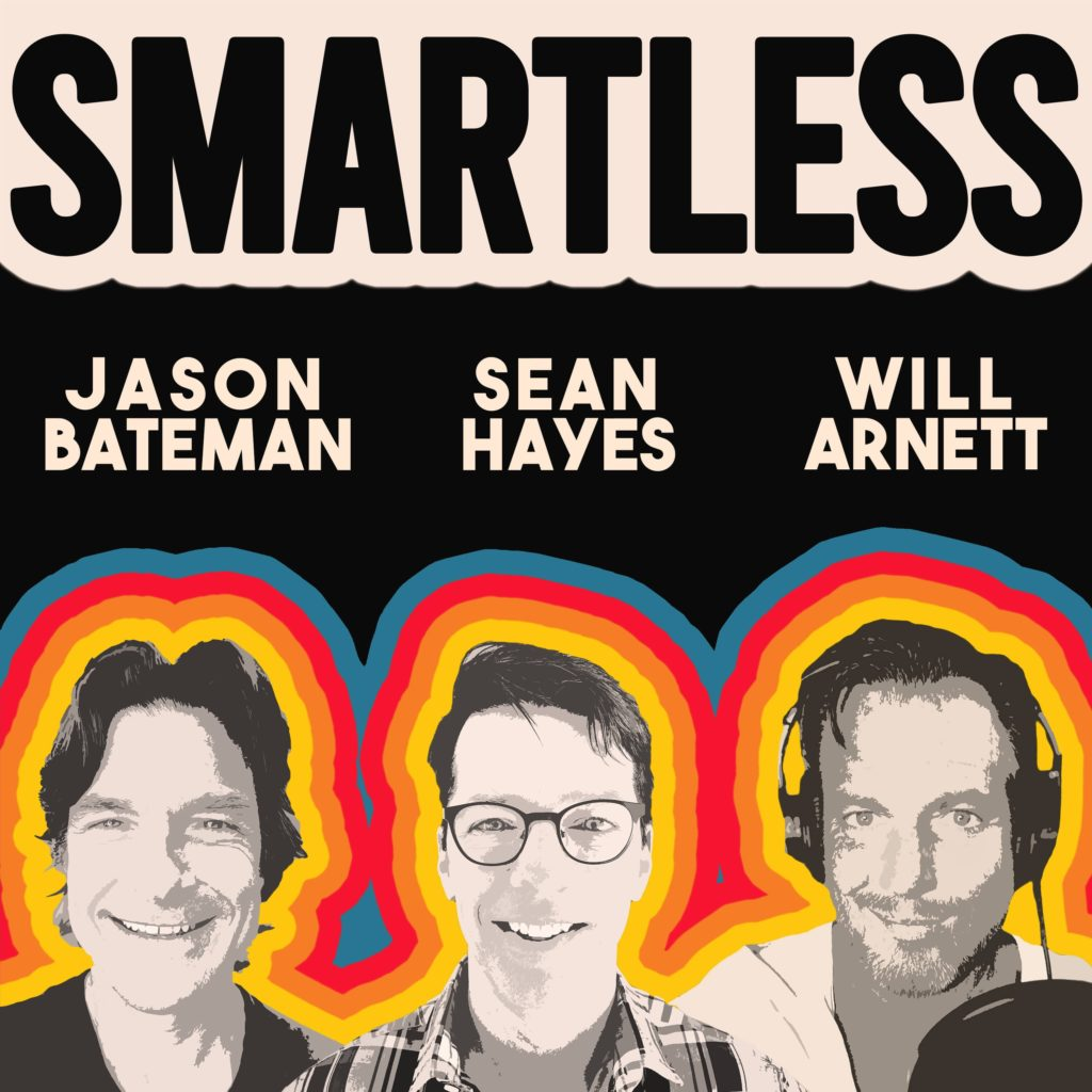 Smartless podcast logo