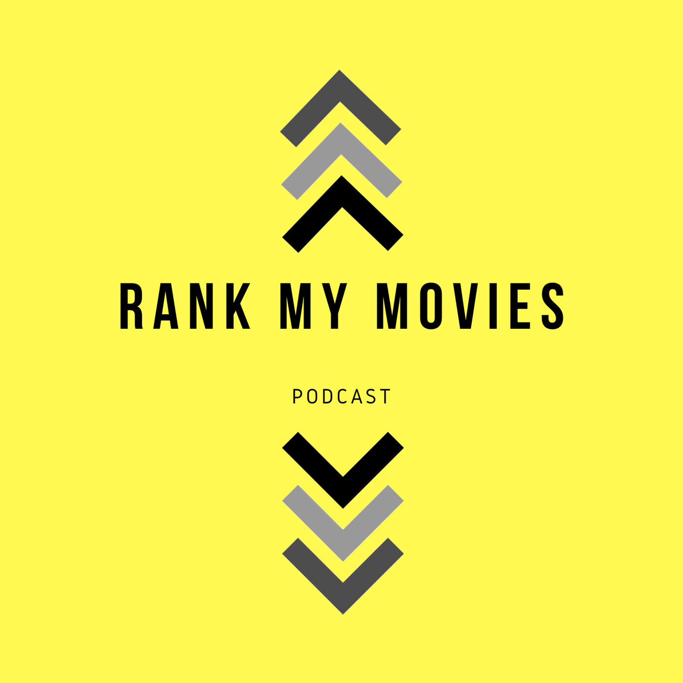 Rank My Movies podcast logo