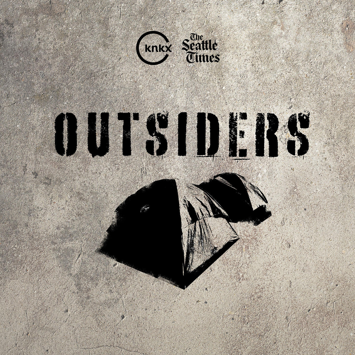 Outsiders Podcast logo